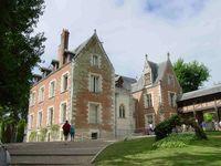 The Château du Clos Lucé, where Leonardo da Vinci spent his final days