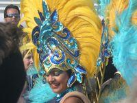 The Fête du Citron parade