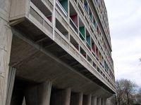 Le Corbusier's Unité d'Humanité