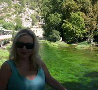 Me in Fontaine de Vaucluse