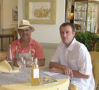 Jean-Jacques Prevot and Johann