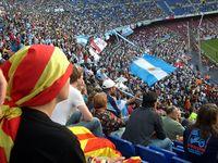 Catalonia vs. Argentina