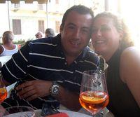 Francesco and Erin