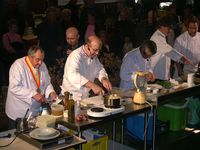Truffle cook-off