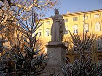 Statue of Roi (King) René