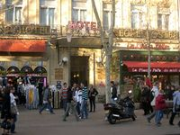 The Cours Mirabeau
